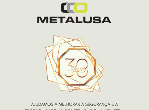 METALUSA® 30 Ans